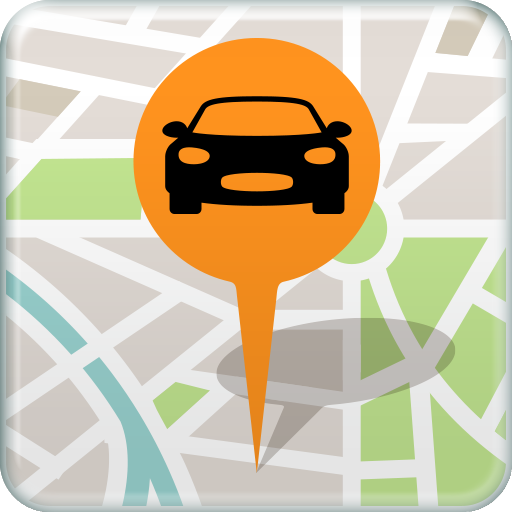 Find My Places Light application launcher icon